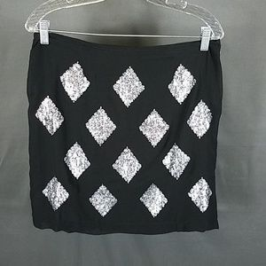 3 for $10-- Large sequined skirt